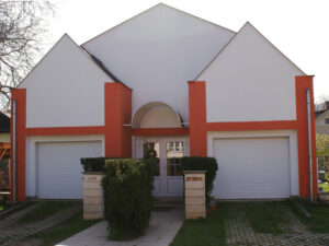 Garážová vrata Minirol